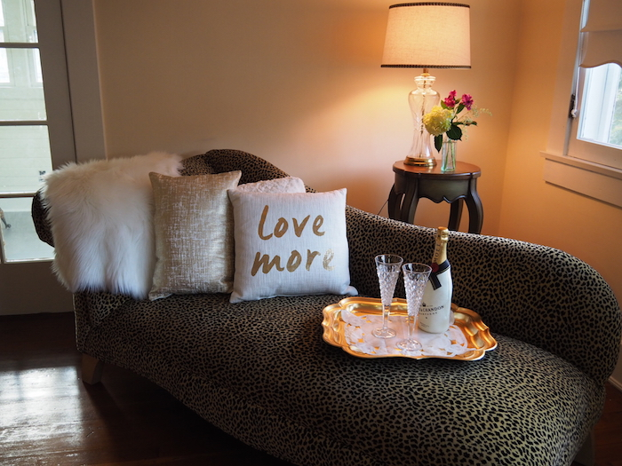Romance Package for romantic getaway in Southern Oregon